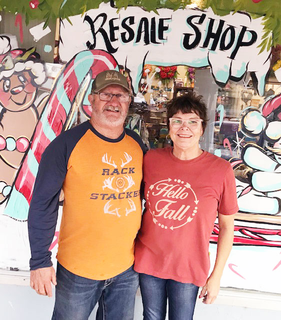 Owners of Junkin Jinks Gypsy